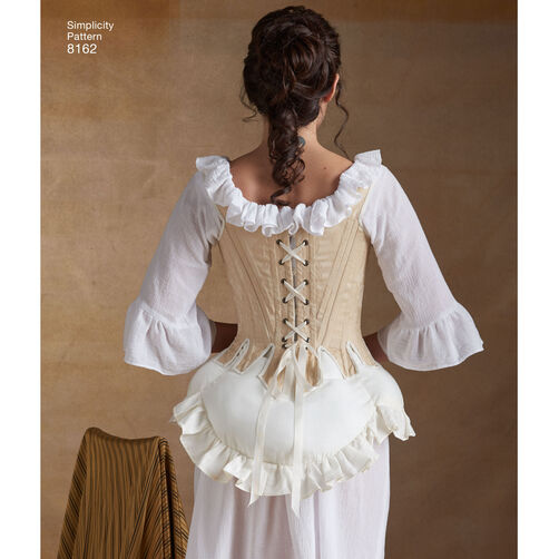 18th century womens undergarments