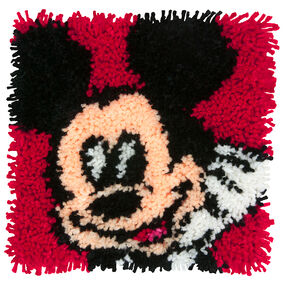 Mickey, Latch Hook_72-74887
