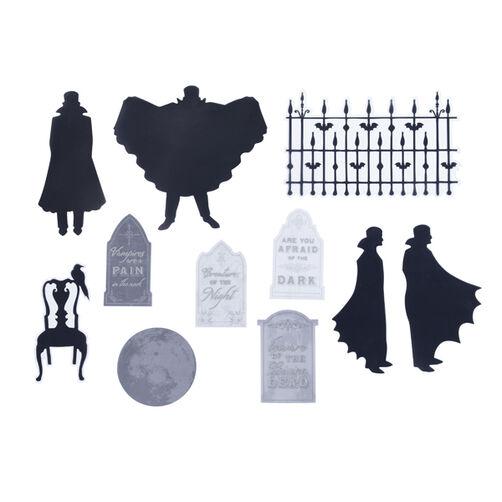 Vampire  Die-Cut Acetate_41-15004