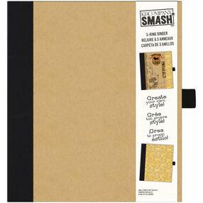 K&Company SMASH Kraft with Black Binder_30-685949
