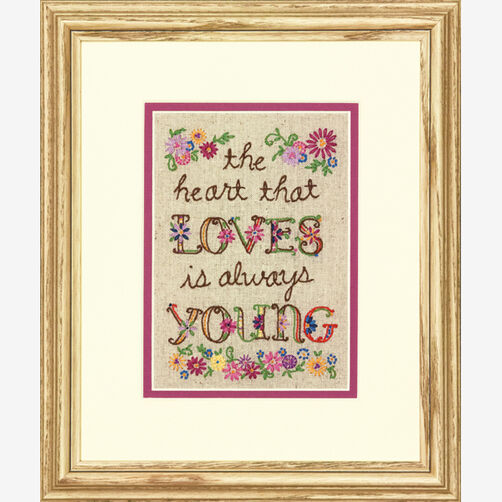 Young at Heart, Embroidery_71-06241