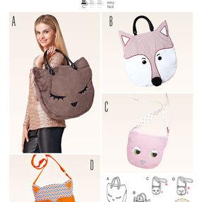 Burda Style Pattern 6828 Creative