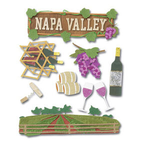 Napa Valley Sticker Stickers_SPJE025