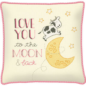 To the Moon, Counted Cross Stitch_70-35346