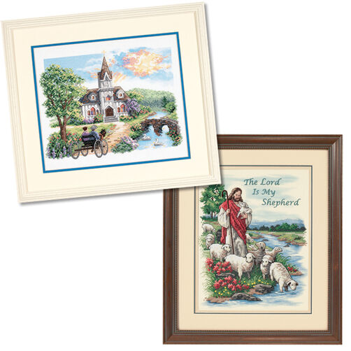 Spiritual Bundle, Stamped Cross Stitch_140063