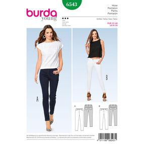 Burda Style Pattern B6543 Misses' Pants