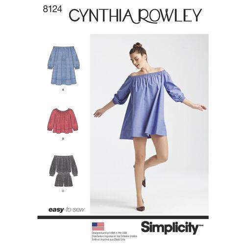 Simplicity 8124