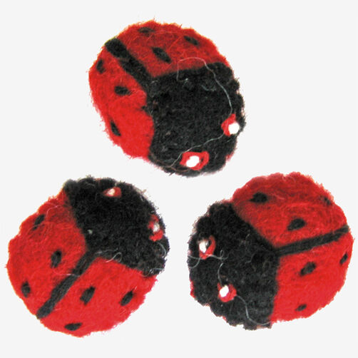 Wool Felt Ladybugs_72-73949