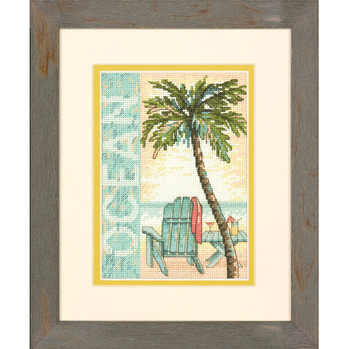 Ocean Counted Cross Stitch_70-65122