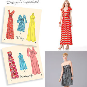 Misses' Knit Dresses