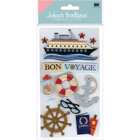 Bon Voyage Stickers_50-50085