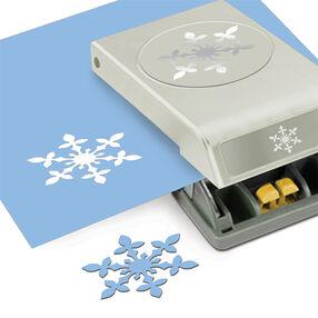 Vintage Snowflake Large Punch_54-30192