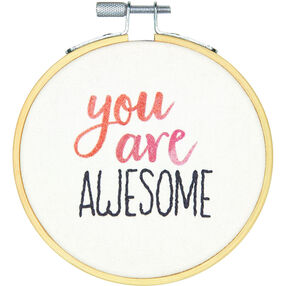 You are Awesome, Embroidery_72-75233