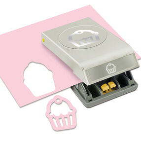 Cupcake Large Punch_54-30188