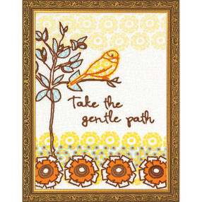 The Gentle Path, Embroidery_72-73575