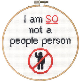 People Person, Counted Cross Stitch_70-74626