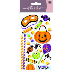 Halloween Sweets Stickers_52-70008