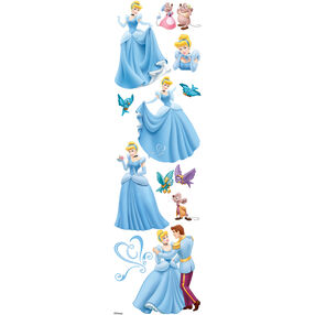 Cinderella Dimensional Stickers_51-40034
