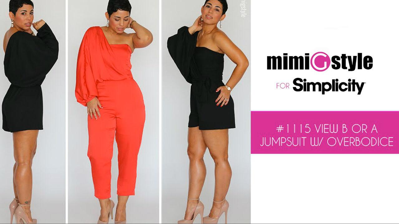 Mimi g red dress 45