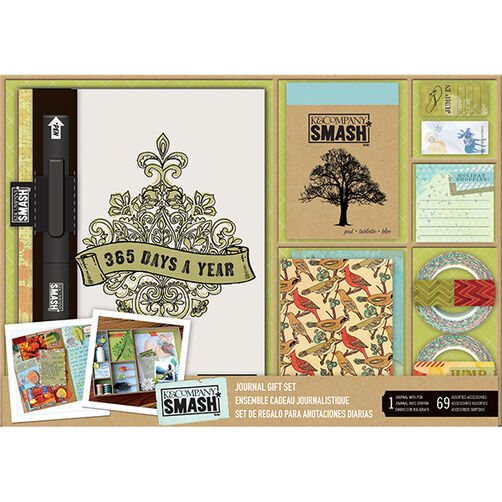 K&Company SMASH 365 Journal Gift Set_30-678767