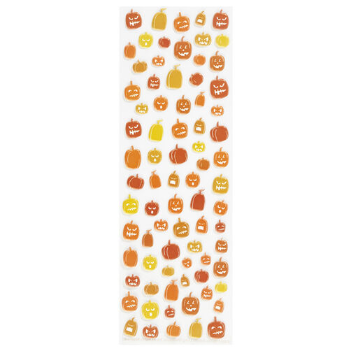 Pumpkin Foam Icon Stickers_48-20051