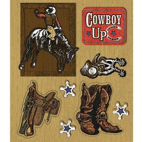 Cowboys Sticker Medley_30-587298