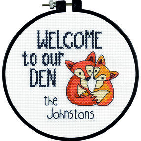 Our Den, Counted Cross Stitch_72-74881