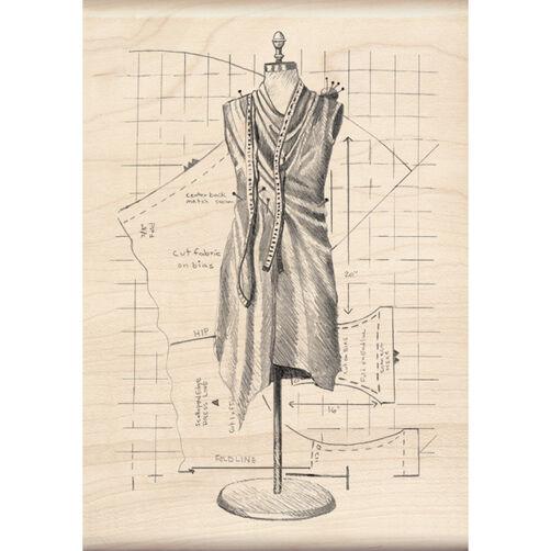 Dress Mannequin_60-00722