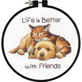 Better with Friends, Counted Cross Stitch_72-74549