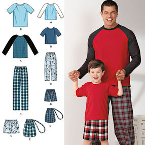 Boys' & Men's Loungewear