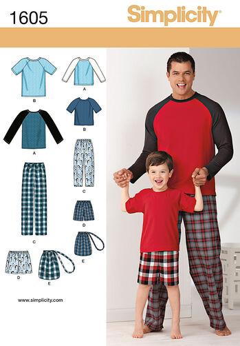 Boys' & Men's Loungewear