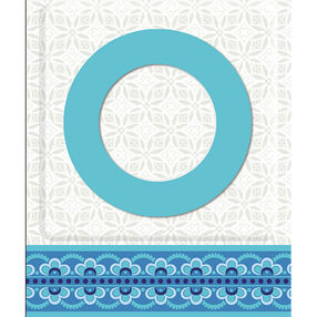 Lily Ashbury Indigo Garden Paper Tape_30-681170