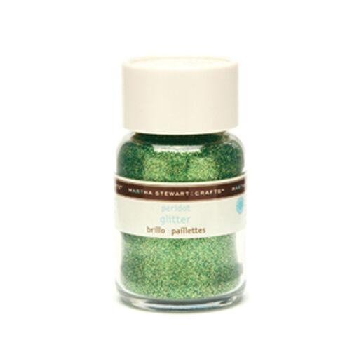 Fine Glitter .2Mm Peridot 1.5oz _M111002