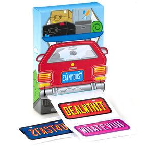 License Plate Sticker Roll_52-08043