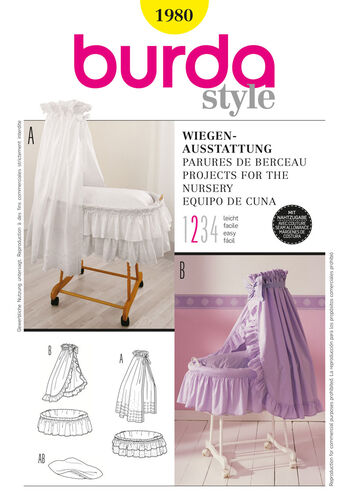 Burda Style, Projects for the Nursery