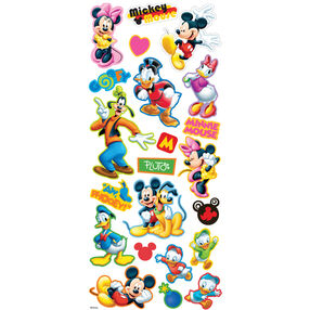 Mickey and Friends Adhesive Chipboard_51-00034