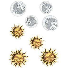 Celestial Sun and Moon Embellishments_50-00561