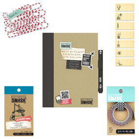 K&Company SMASH Black Folio Starter Pack_839502