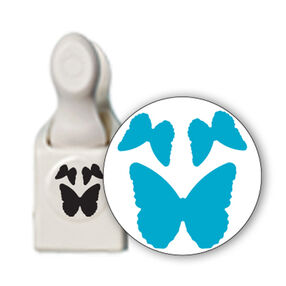 Craft Punch 3-in-1 Classc Butterfly_M283036