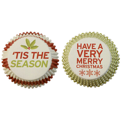 Peppermint Winter Treat Wrappers_48-30256