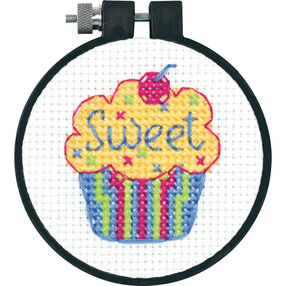 Cupcake, Counted Cross Stitch_72-73599