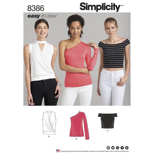 Simplicity 8386
