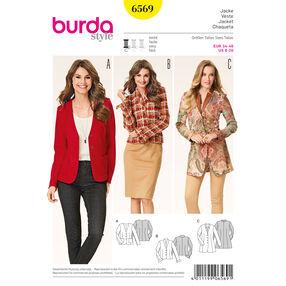 Burda Style Pattern 6569 Jacket