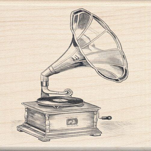 Vintage Phonograph_60-00733