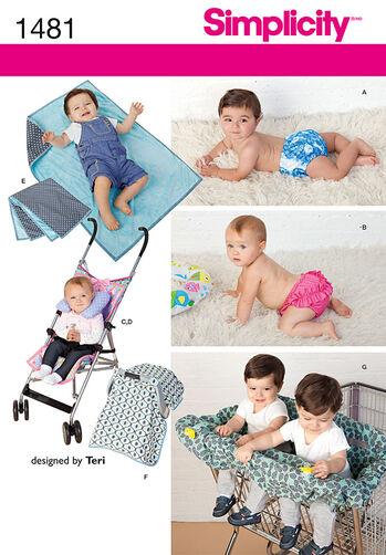 Babies' Accessories and Swim Diaper