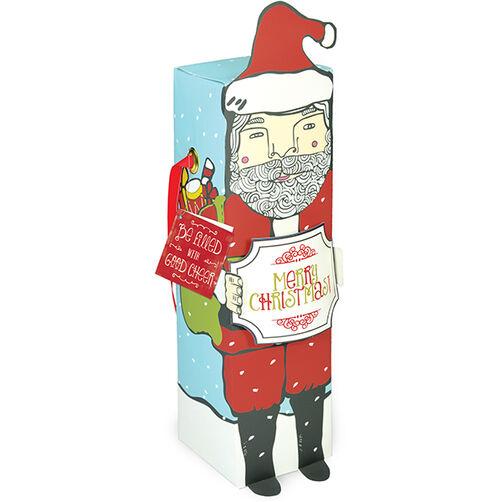 K&Company SMASH Santa Holiday Wine Gift Box_30-679948