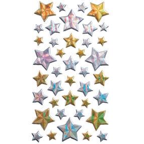 Sparkling Stars Stickers_52-40047