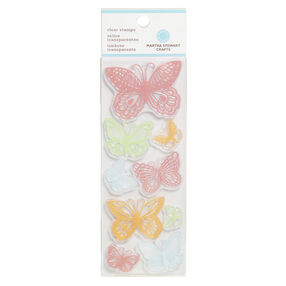 Butterfly Lace Clear Stamp Set_42-24014