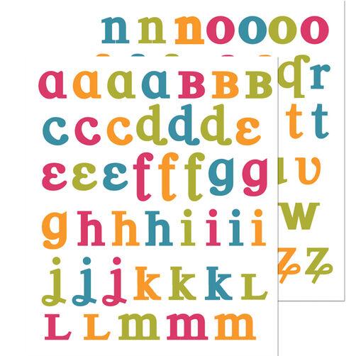 Fall Alphabet Die-cut Sticker_30-585997