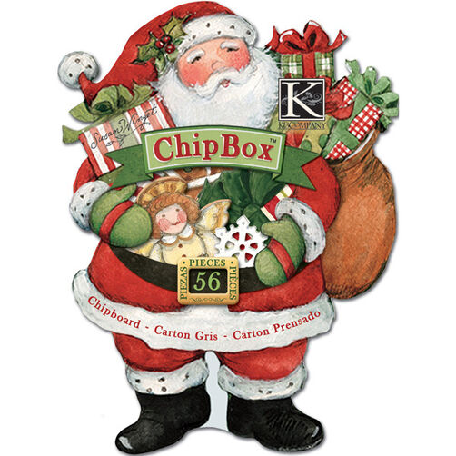 Susan Winget Glad Tidings Toys & Presents ChipBox_30-595484